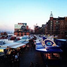 Hamburg, Germany / photo by Steven Heart