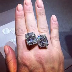 #Repost @hancocks_london ・・・ It's arrived @tefaf_maastricht! 40cts of diamonds driven through the night to be here - it is the ultimate diamond crossover ring... #JewelleryThroughTimeBlog #love #masterpiece #ring #diamond #JewelleryBlogger #HighJewelry #jewelry #bloggioielli #bloggeritaliane #blogger #followme