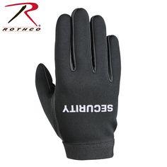 b555d8dc26e4 Rothco Security Neoprene Duty Gloves
