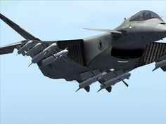 TW-141 Advanced Fighter Aircraft