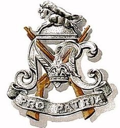 Cap Badge of the Natal Carbineers. Military Insignia, Defence Force, Ww2, South Africa, African, Badges, Flags, Xmas, Badge