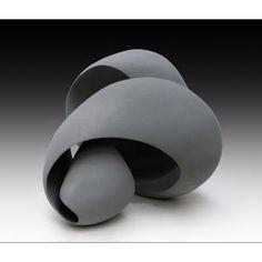 Merete Rasmussan: Ceramic Sculpture. @Deidra Brocké Wallace