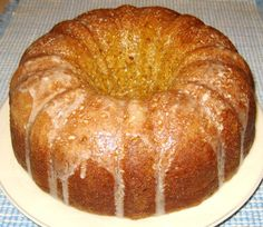 Enjoy the taste of real pumpkin – America's hottest flavor sensation – in our Pumpkin Spice Bundt Cake with Vanilla Butter Sauce! Sugar Pumpkin, Baked Pumpkin, Pumpkin Dessert, Pumpkin Dishes, Pumpkin Recipes, Pumpkin Spice Candle, Delicious Desserts, Dessert Recipes, Puppy Chow Recipes