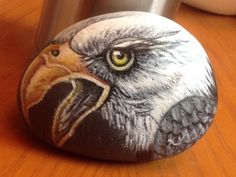 rock painting by Weiwei