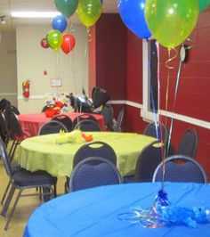 Sesame Street 2nd birthday party - tons of ideas!!