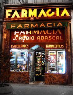 Antigua Farmacia Rubio Abascal