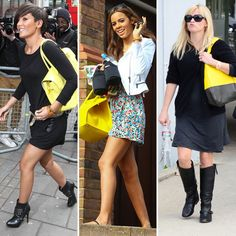 Sarı hakimiyeti çantalarda kendini belli ediyor.Özellikle neon & pastel renkli çantalar tam sonbahar tadında.  Takiclub.com