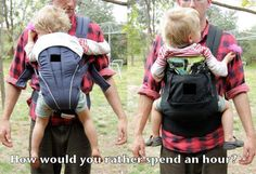 Penniless Parenting: Budget Baby Wearing- Homemade Carriers, Extremely Frugal Baby Carriers
