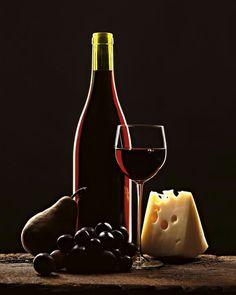Wine and Cheese still life. Still Life Photos, Still Life Art, Glass Photography, Still Life Photography, Wine Art, In Vino Veritas, Wine Cheese, Irish Cream, Wine Time