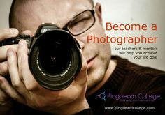 If one of your life ambitions is to become a better photographer and then perhaps one day start to operate as a professional photographer then we can help you achieve this through a unique combination of teaching, coaching and mentoring.