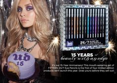 UD Rocks..... their eyeliners are the best, they stay put all day :)