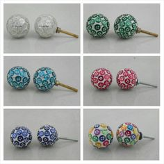 #HomeDecor #HandMade #Button #DrawerKnobs. Check out complete collection at https://www.indianshelf.com/category/knobs-handles/. Supply all over the world.  We do cash on delivery as well within India.