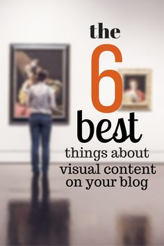 Adding visual content to your blog can have many benefits. Here are 6 of the best ways stunning graphics help build audience engagement.