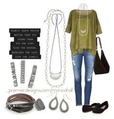 Premier Designs Jewelry with Monica Hall | premierdesigns.com/monicahall #pdstyle #premierdesigns