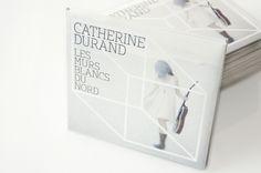 Catherine Durand - Les murs blancs du nord on Behance