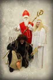 Výsledek obrázku pro přání k mikuláši Angel And Devil, Ronald Mcdonald, Bring It On, Traditional, Fictional Characters, Poem, Families, Goodies, Basket
