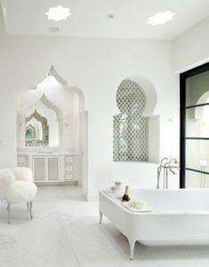 Orientalisches Bad orientalisch einrichten das zimmer in einem hotel in den arabischen