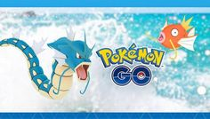 Pokemon Go Adds New Water Pokemon Today at 1pm PDT