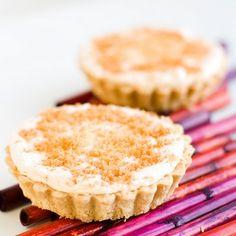 Receita de Tartes de creme de coco com merengue   :: as melhores receitas de sobremesas de leonor de sousa bastos   flagrante delícia ::