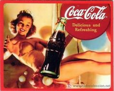 Old Coca-Cola Advertisements | Collection of Old Coke Advertising. The first announcement ... | mor ...