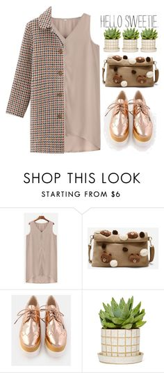"""Hello sweetie!"" by m-zineta ❤ liked on Polyvore"