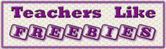 This blog features free teacher items each week.  Check it out to find the freebies!