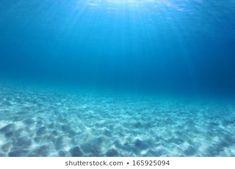 Underwater ?Background in Ocean beside sandy beach