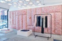 Ervell store by Patrik Ervell and Joseph Whang, New York City »  Retail Design Blog