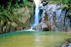 Chiling Waterfall, Kuala Kubu Baru . 吉令瀑布