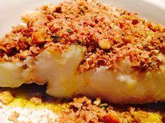 Bacalhau crocante
