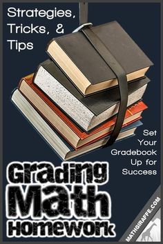 System for Grading Math Homework in Middle and High School
