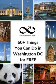 Over 60 free things to do in Washington, DC
