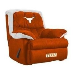 Texas Longhorns Recliner! texas-longhorns.