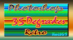 Degrades Retro para Photoshop | Bait69blogspot