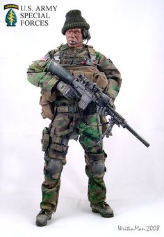 US Army Special Forces Operational Detachment Alpha 3336, 3rd SFG (A) Ranger