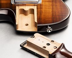 Taylor SolidBody T-Lock neck joint