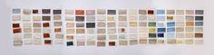 Ceramic test tiles