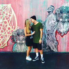 Lauren and Alex