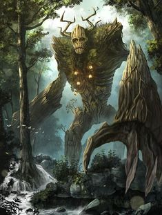 Treant by Richard Benning