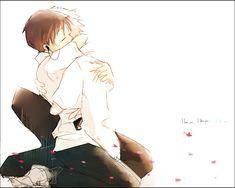 Shinji & Kaworu