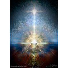 Meditation visuelise during and you wil achieve your goal 💫 Les Chakras, Meditation, Alex Grey, Montage Photo, Keys Art, Wow Art, Art Graphique, Visionary Art, Sacred Art