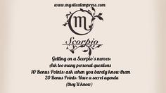 Astrology – Mystical Empress – Psychic, Life Coach, Astrologer and Feng Shui Expert Astrology Scorpio, Zodiac Horoscope, Personal Questions, Life Is Beautiful, Feng Shui, Mystic, Life Is Good
