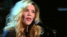 """Jamey Johnson and Alison Krauss sing """"Seven Spanish Angels"""" live  in Was..."""