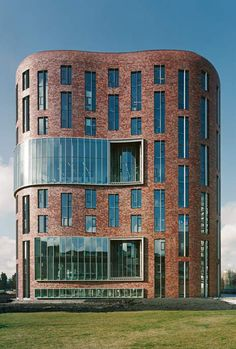 OZW Vrije University - Amsterdam, The Netherlands; designed by Jeanne Dekkers Architecture