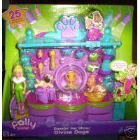 Polly Pocket Dazzlin' Pet Show Divine Dogs by Mattel. $64.32