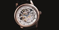 Glashütte presenta el exclusivo Senator Manual Winding Skeletonized Edition