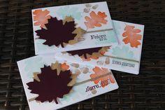 Stampin Up! Herbst, Herbstzauber, Spruch-reif, Geburtstag, Herbstfarben, Happy Birthday