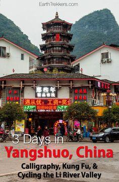Yangshuo China Trave