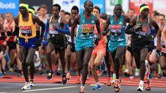 Can Science Help Runners Break The Marathon's 2-Hour Barrier? | FiveThirtyEight