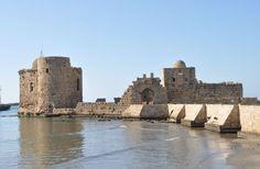Fortaleza de Sidon |